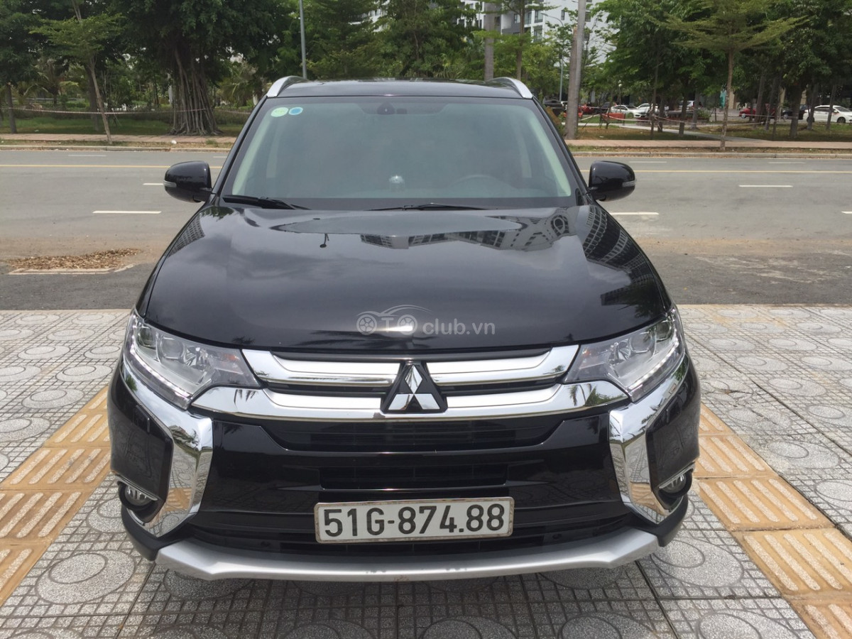Mitsubishi Outlander 2.0L Premium 2018