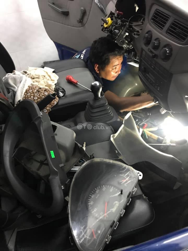 Garage Ô Tô Thanh Phúc