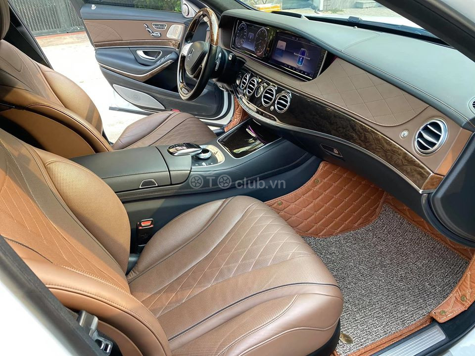 Mercedes S500 Sản xuất 2016