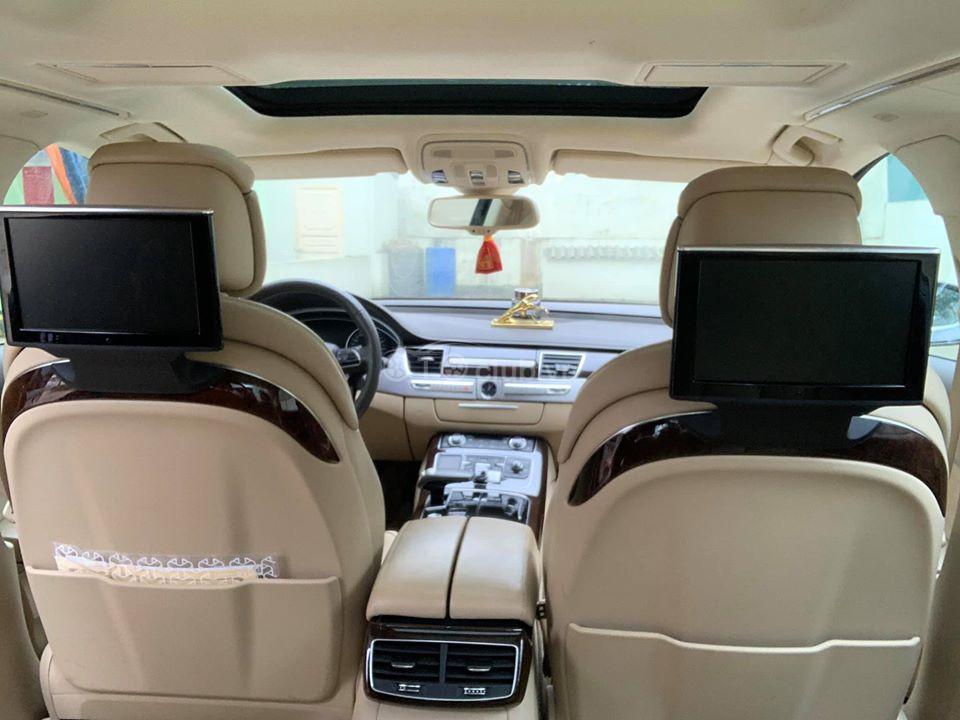 Gia đình e cần bán Audi A8L 3.0 sx 2017