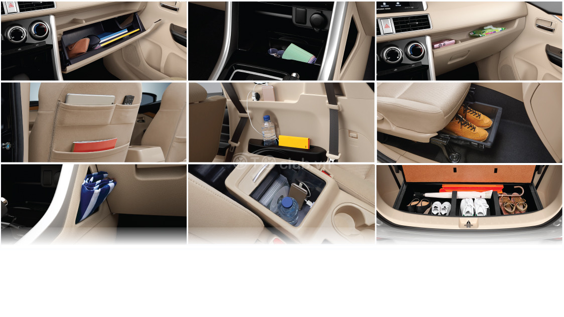 Điểm lại những nâng cấp giá trị trên Mitsubishi Xpander 2020