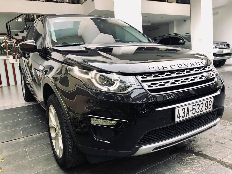 LandRover Discovery Sport HSE 2017