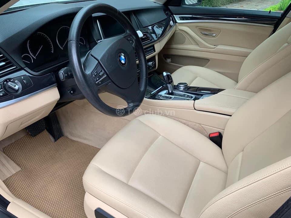 BMW 520i model 2016