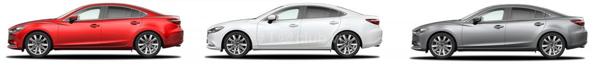 THACO New Mazda6 2020 chính thức ra mắt tại Việt Nam