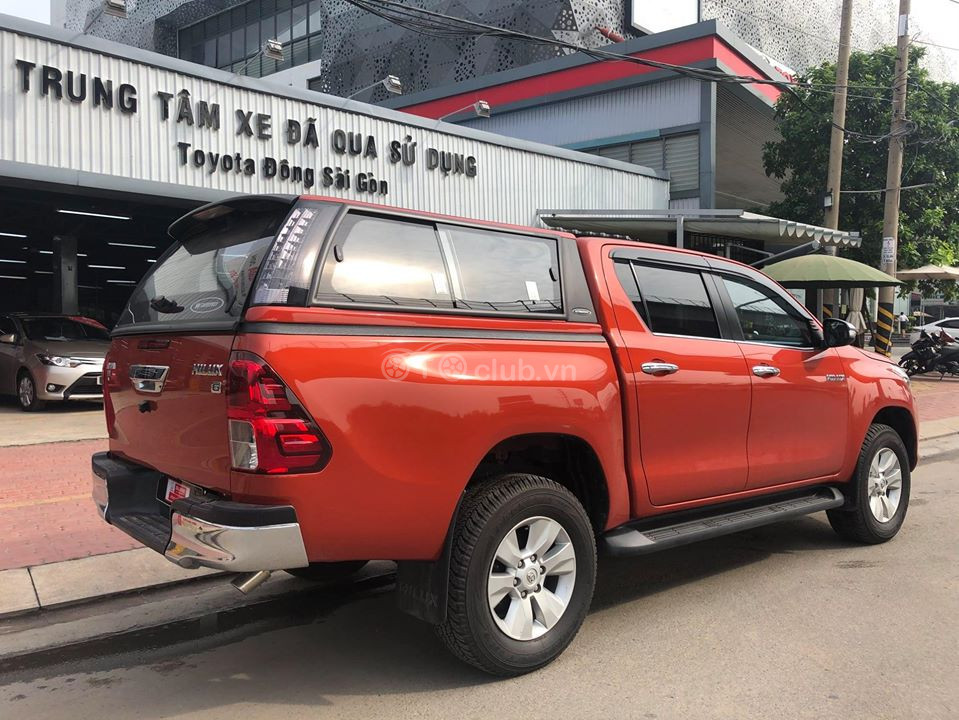 Toyota HILUX 2.8G 4x4 AT