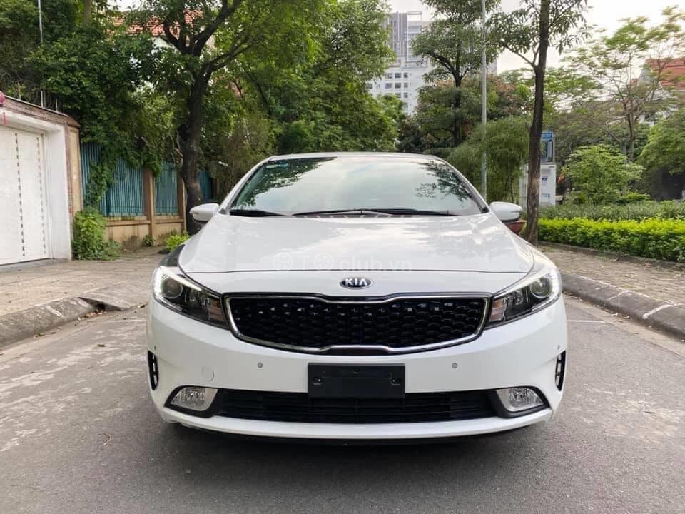 Cerato 1.6AT sx cuối 2017 model 2018
