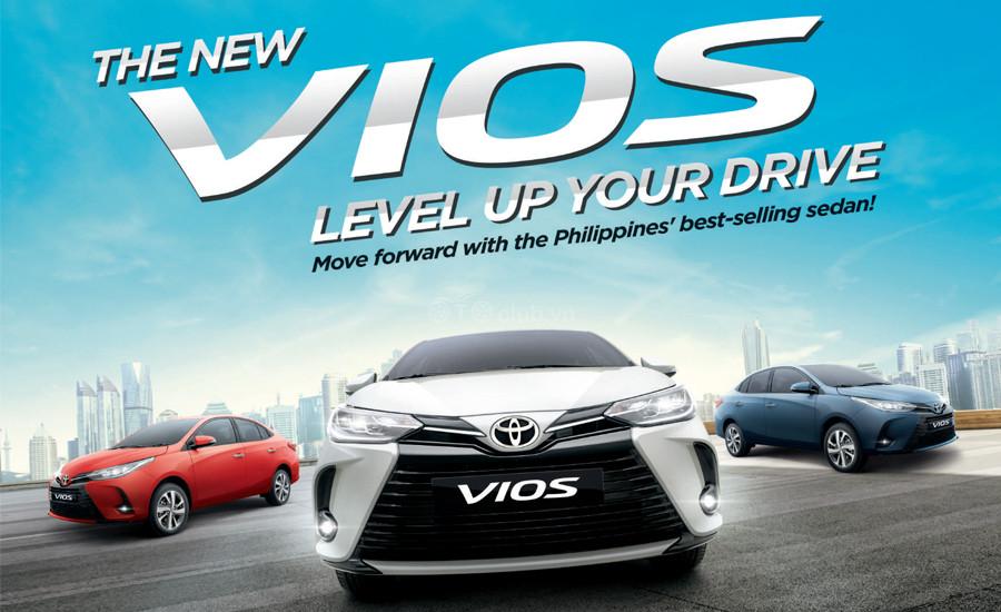 Toyota Vios 2021 lộ diện có gì hot?