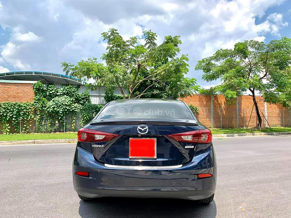 Mazda 3 1.5 2018 Facelift bản sedan