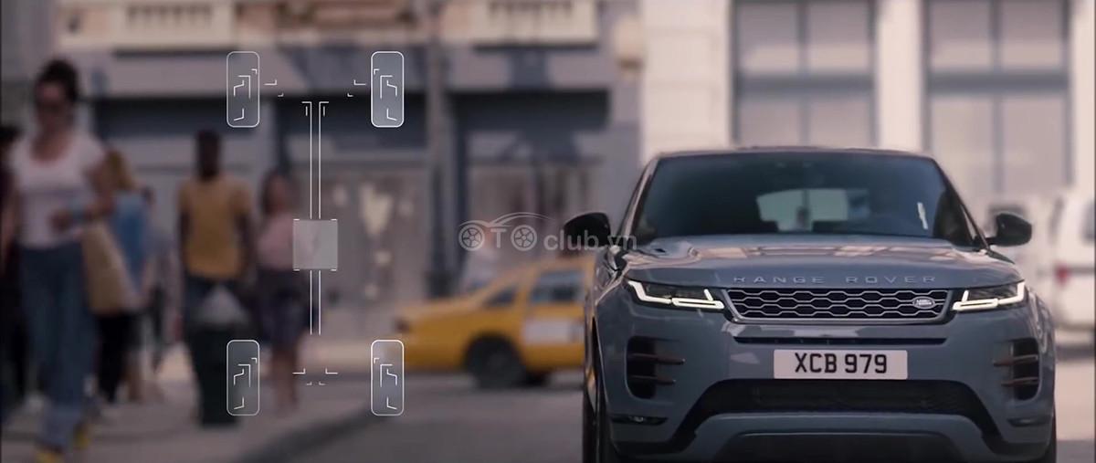 Range Rover Evoque 2020 - phong cách thời thượng