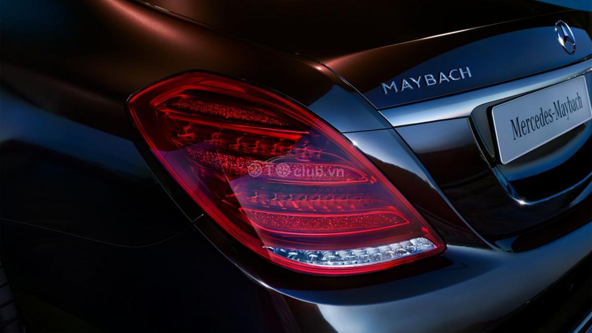 Mercedes-Maybach S650 Night Edition phiên bản giới hạn