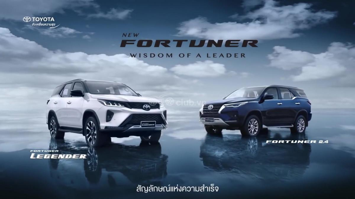 Toyota Fortuner 2021 phiên bản Limited Edition