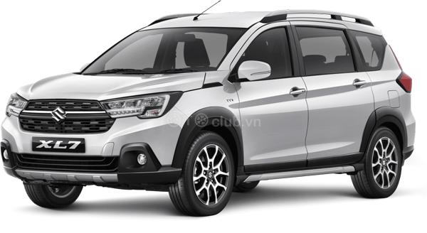 Suzuki XL7 – khoảng 589 triệu đồng