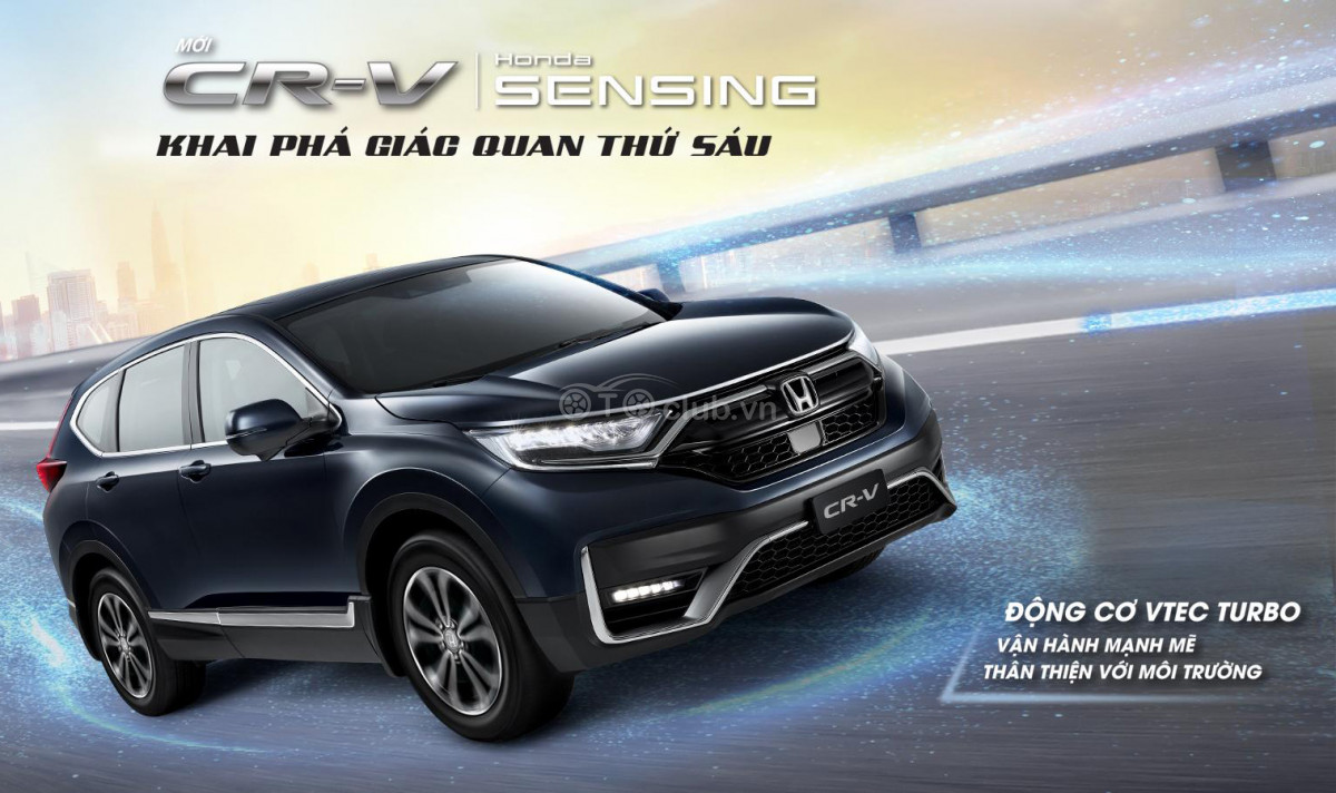 Honda CR-V 2020 Chi tiết nhất, Xứng đáng Vua phân khung