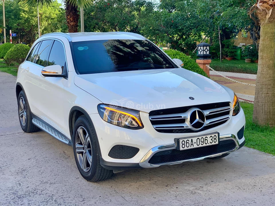 Mercedes Benz GLC200 2019