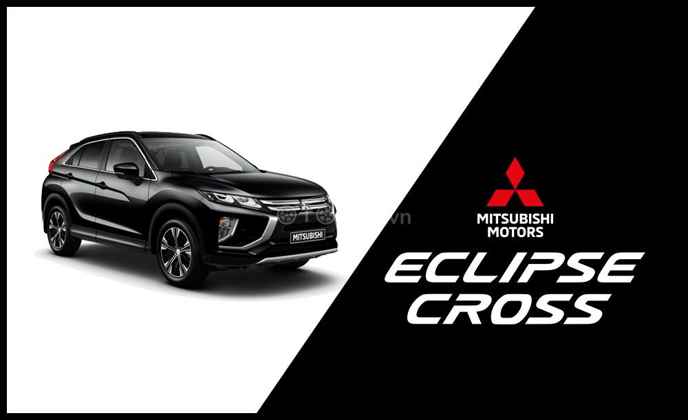 Mitsubishi Eclipse Cross 2021 chuẩn bị ra mắt phiên tại Việt Nam