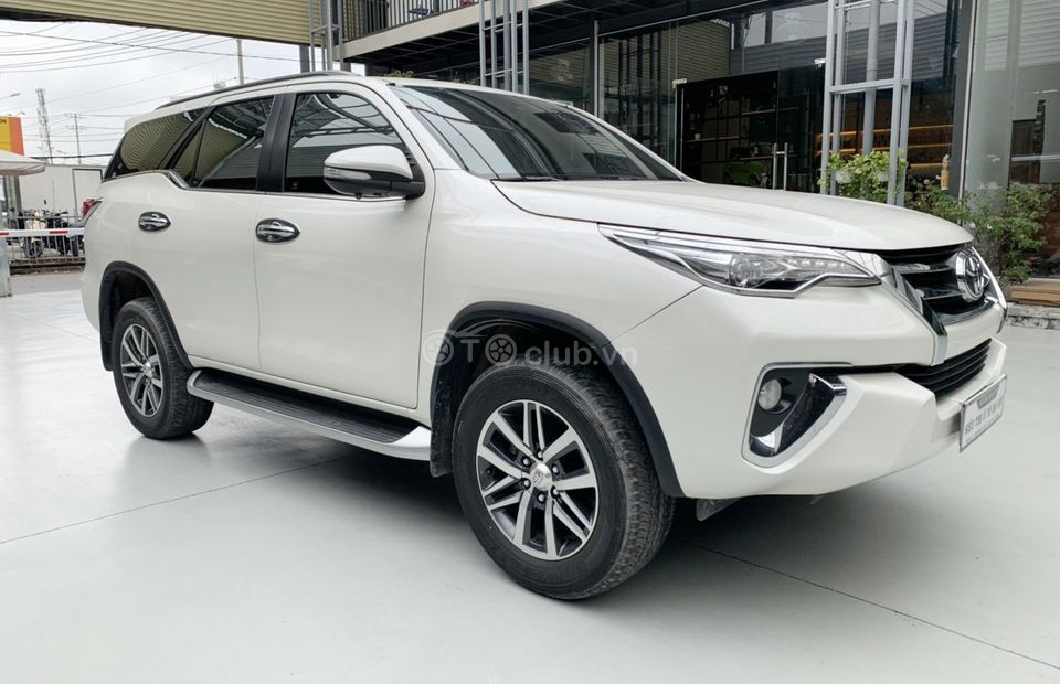 Fortunner 4wd 2.7at xăng