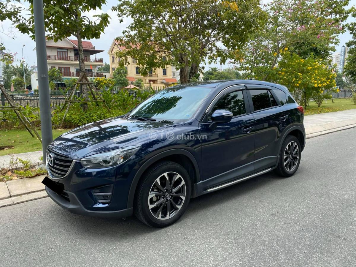 Cần nhượng lại em Mazda CX5 2.0 bản FL date 2016