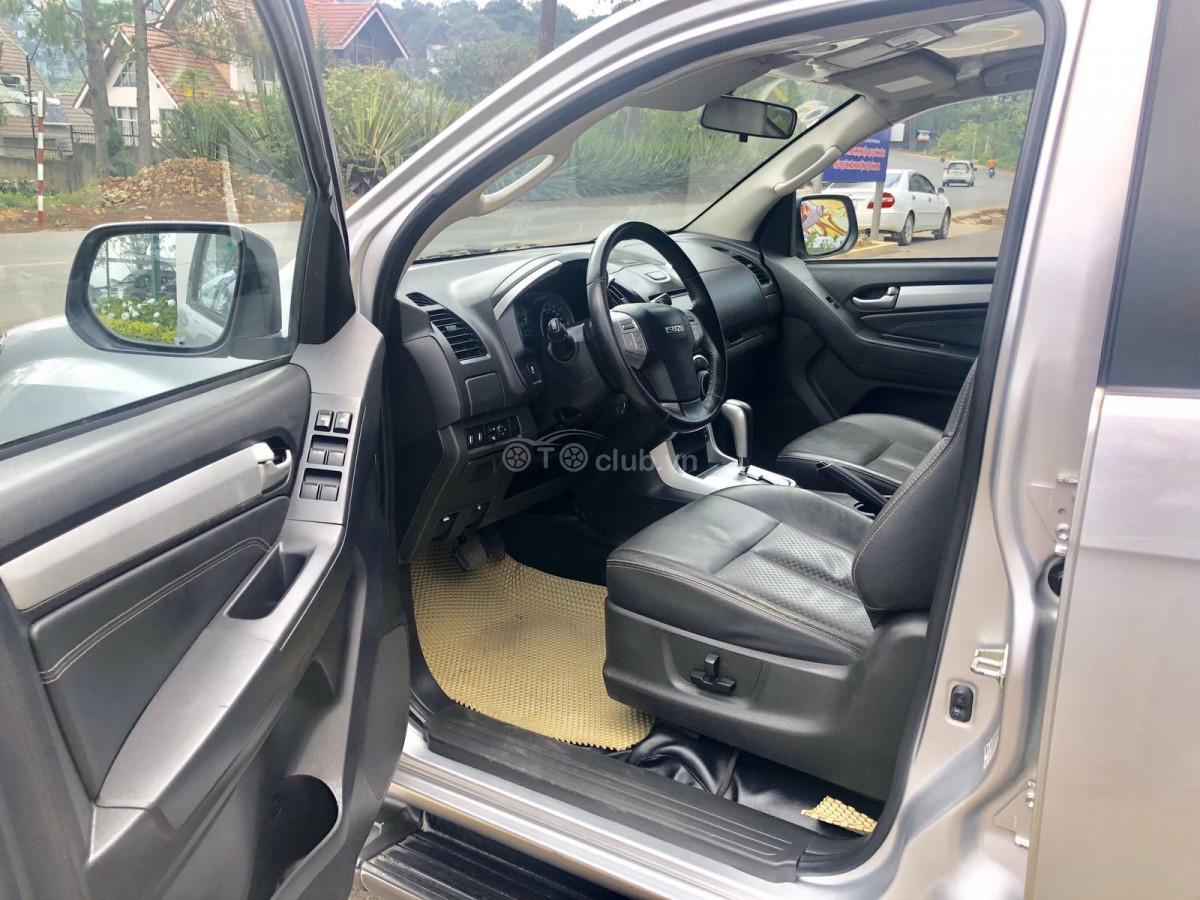 Bán xe Isuzu Mu-X 3.0L 2016 đk 2017 số tự động full option xe đẹp bao giá tốt