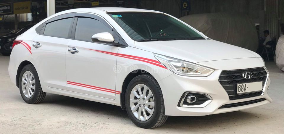Hyundai Accent 1.4MT bản Fulloption 2019